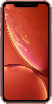 Apple Refurbished iPhone XR 64GB Coral