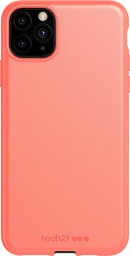 Tech21 Studio Colour Apple iPhone 11 Pro Max Coral My World