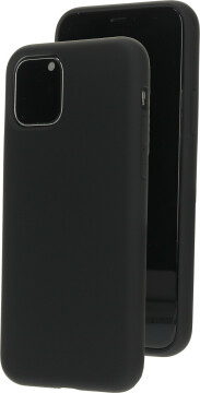 Mobiparts Silicone Cover Apple iPhone 11 Pro Black