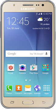 Samsung Galaxy J5 (2016) Gold