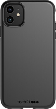 Tech21 Studio Colour Apple iPhone 11 Back to Black