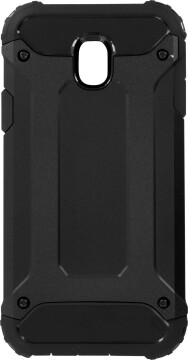 Mobiparts Rugged Shield Case Samsung Galaxy J3 (2017) Black