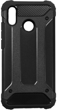 Mobiparts Rugged Shield Case Huawei P20 Lite Black