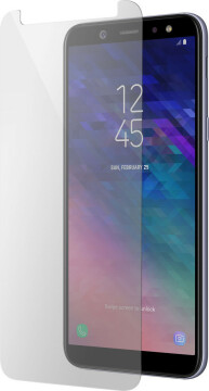Mobiparts Regular Tempered Glass Samsung Galaxy A6 (2018)