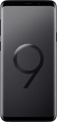 Samsung galaxy S9 Plus 256GB Midnight Black