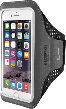 Mobiparts Comfort Fit Sport Armband Apple iPhone 6/6S/7/8 Black