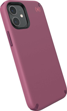 Speck Presidio2 Pro Apple iPhone 12 Mini Lush Burgundy