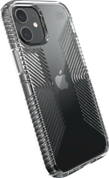 Speck Presidio Perfect Clear with Grips Apple iPhone 12 Mini