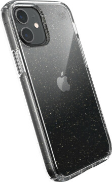 Speck Presidio Perfect Clear Glitter Apple iPhone 12 Mini Clear/
