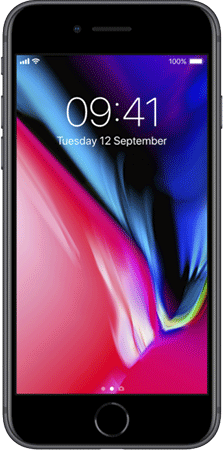 Apple Refurbished A-grade iPhone 8 Plus 64GB Space Grey