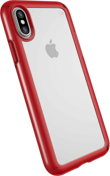 Speck Presidio Show Apple iPhone X/XS Red/Clear