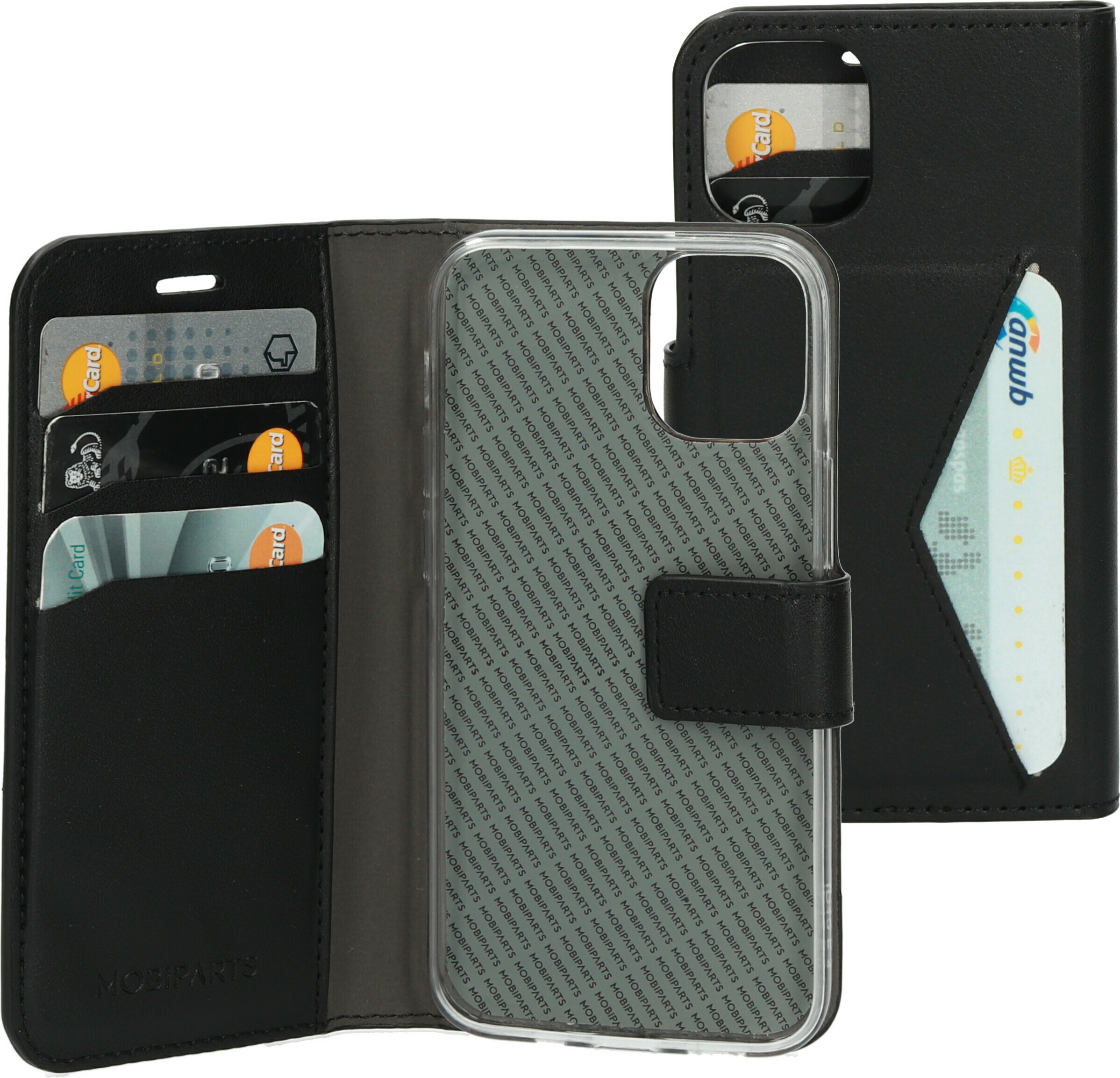 Mobiparts Classic Wallet Case Apple iPhone 5.4