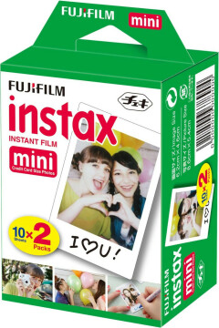 Fujifilm Instax Mini Film Pack 2x10