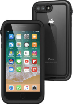 Catalyst Waterproof Case Apple iPhone 7 Plus/8 Plus Stealth Black