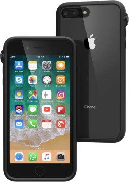 Catalyst Impact Protection Case Apple iPhone 7 Plus/8 Plus Stealth Black