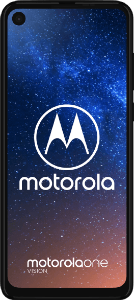Motorola One Vision 128GB Bronze Gradient