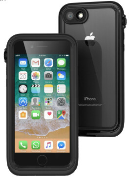 Catalyst Waterproof Case Apple iPhone 7/8 Stealth Black