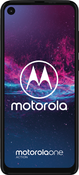 Motorola One Action 128GB Denim Blue