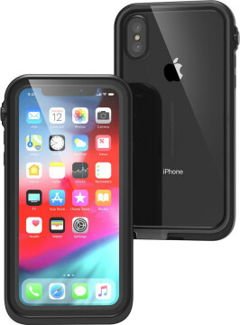 Catalyst Waterproof Case Apple iPhone XS Stealth Black