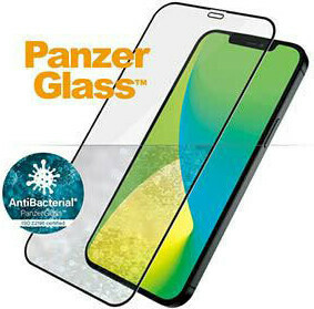 PanzerGlass Apple iPhone 12 Mini Black CF Super+ Glass