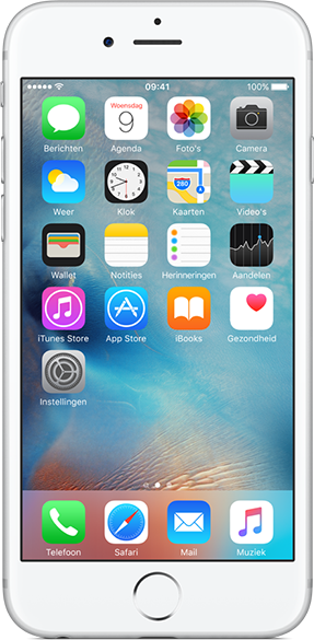 Apple Refurbished A-grade iPhone 6S 128GB Silver