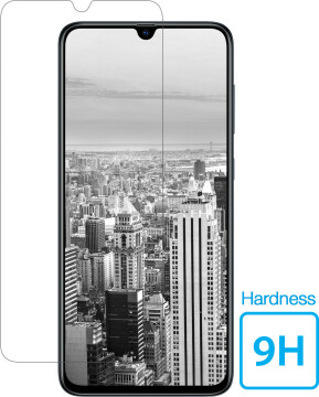 Mobiparts Regular Tempered Glass Samsung Galaxy A70 (2019)