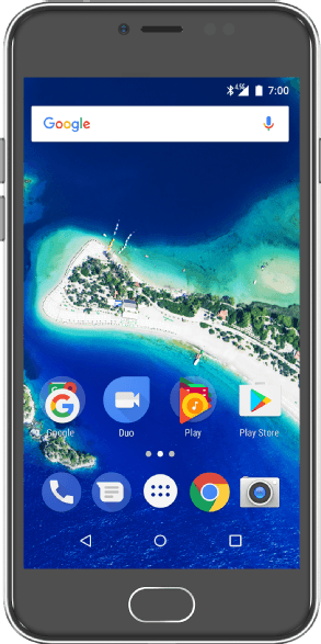 General Mobile Android One GM 6 32GB Dual SIM - Space Grey