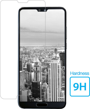 Mobiparts Regular Tempered Glass Huawei P20