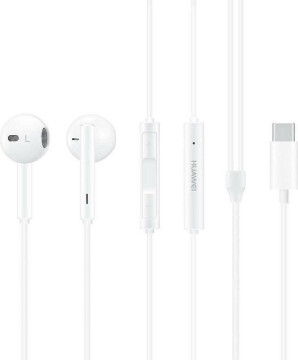 Huawei CM33 In-Ear Headset USB-C with mic White