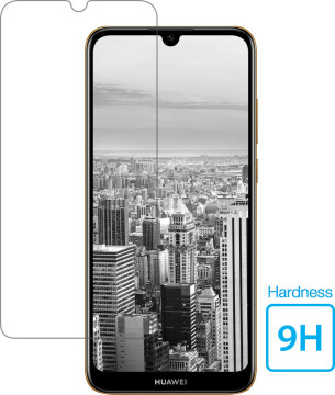 Mobiparts Regular Tempered Glass Huawei Y6 (2019)