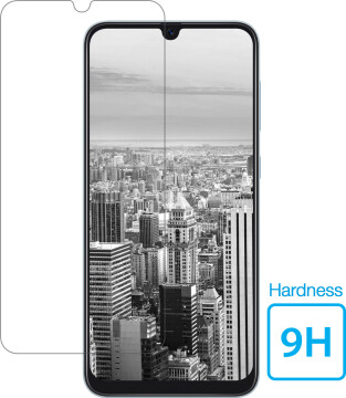 Mobiparts Regular Tempered Glass Samsung Galaxy A40 (2019)