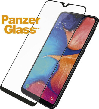 PanzerGlass Samsung Galaxy A20e (2019) Case Friendly Regular Glass