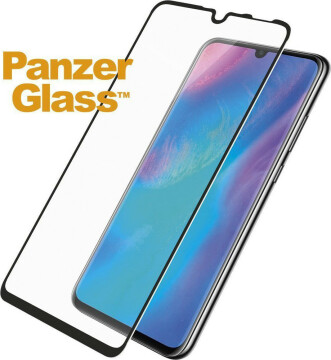 PanzerGlass Huawei P30 Lite Black Case Friendly Regular Glass