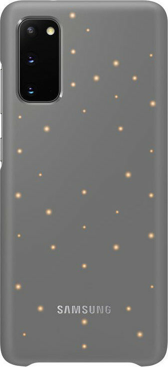 Samsung Galaxy S20 Smart LED Cover Grey
