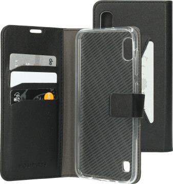 Mobiparts Classic Wallet Case Samsung Galaxy A10 (2019) Black