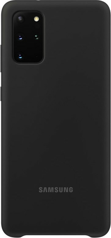 Samsung Galaxy S20 Plus Silicone Cover Black
