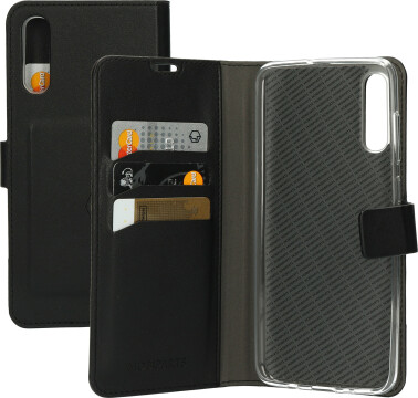 Mobiparts Classic Wallet Case Samsung Galaxy A70 (2019) Black