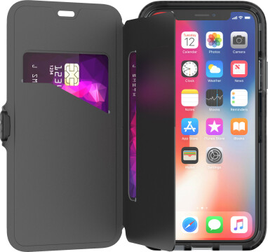 Tech21 Evo Wallet Apple iPhone X/XS Black