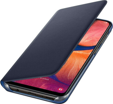 Samsung Galaxy A20e (2019) Flip Wallet Black