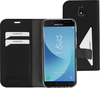 Mobiparts Classic Wallet Case Samsung Galaxy J5 (2017) Black