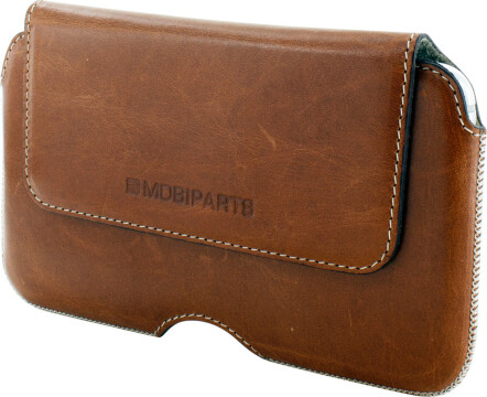 Mobiparts Excellent Belt Case Size 4XL Oaked Cognac