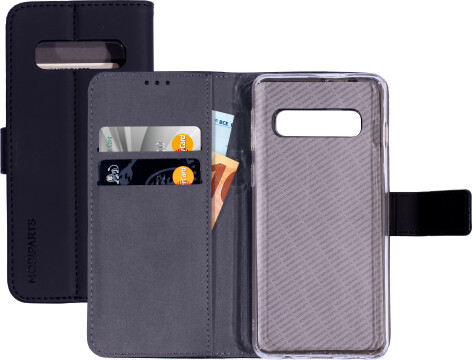Mobiparts Premium Wallet TPU Case Samsung Galaxy S10 (6.1