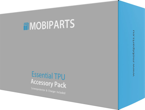 Mobiparts Essential TPU Accessory Pack V4 Apple iPhone X/XS