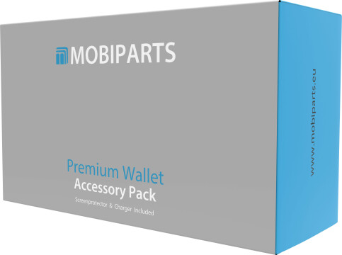 Mobiparts Premium Wallet TPU Accessory Pack V3 Apple iPhone X/XS