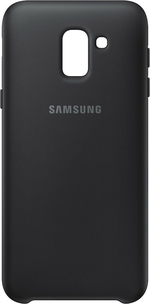 Samsung Galaxy J6 (2018) Dual Layer Cover Black