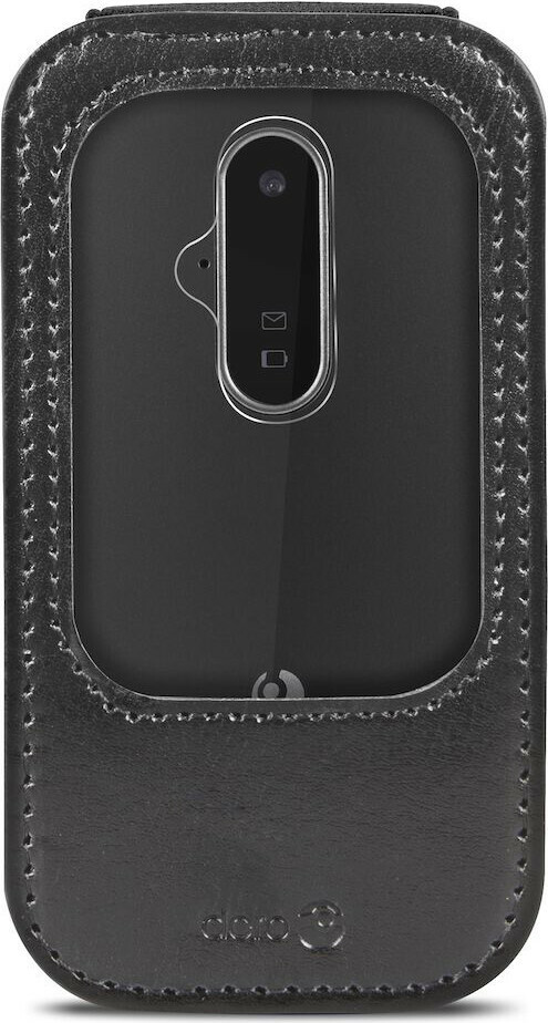 Doro PU Leather Carrying Case Doro 6620 Black