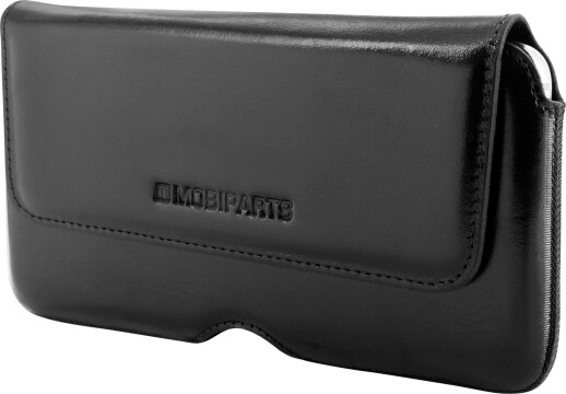 Mobiparts Excellent Belt Case Size 4XL Jade Black
