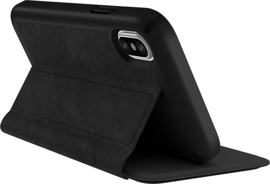 Speck Presidio Leather Folio Apple iPhone X/XS Black