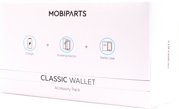 Mobiparts Classic Wallet Accessory Pack V4 Apple iPhone XS Max