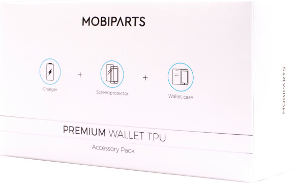Mobiparts Premium Wallet TPU Accessory Pack V3 Samsung Galaxy A6 (2018)